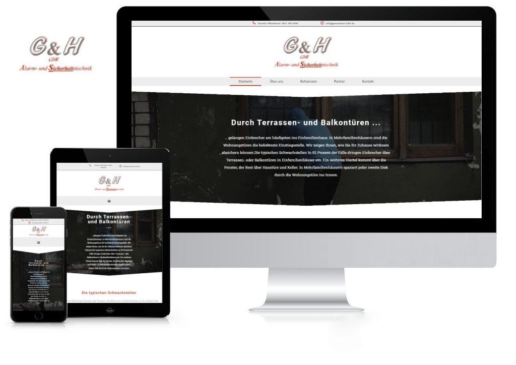G&H GbR | TMA-WEB