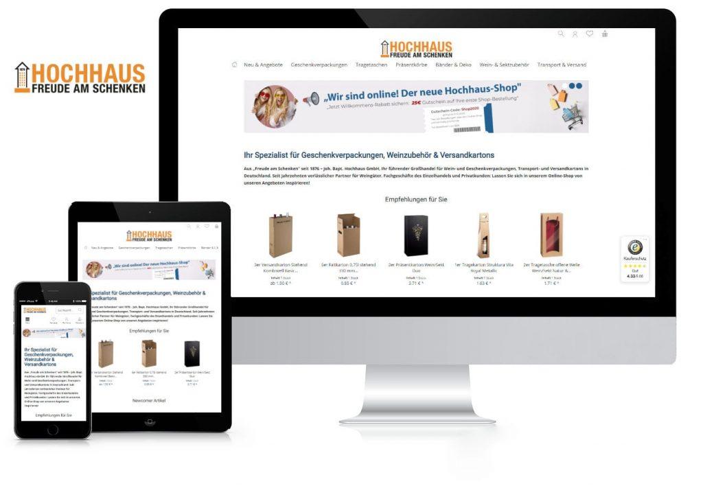 Hochhaus GmbH | TMA-WEB