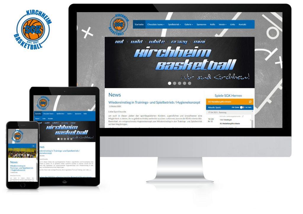 SGK Kirchheim Basketball | TMA-WEB